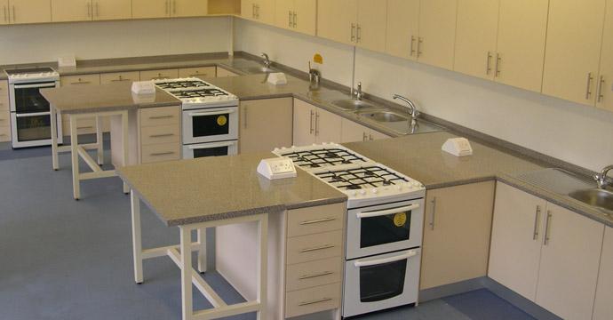 Old School Kitchen Design